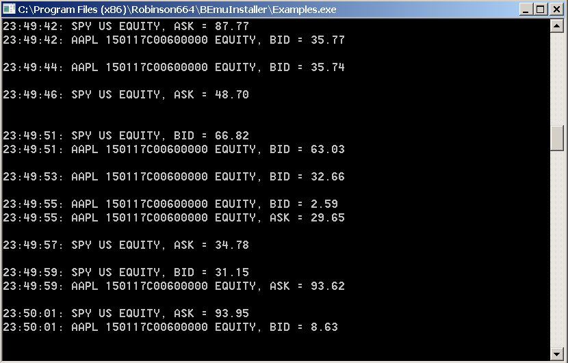 DECIDING AN ALGO TRADING SYSTEM ARCHITECTURE: MARKET DATA FEEDS API
